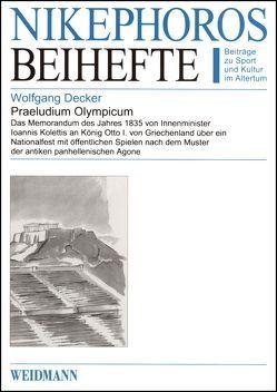 Praeludium Olympicum von Decker,  Wolfgang