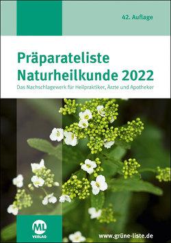 Präparateliste der Naturheilkunde 2022 von ML Verlag