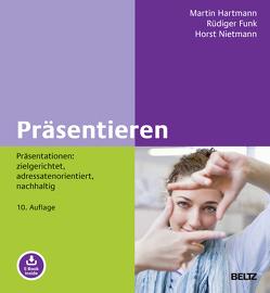 Präsentieren von Funk,  Rüdiger, Hartmann,  Martin, Nietmann,  Horst