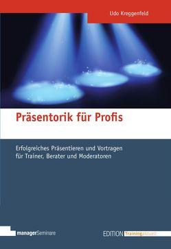 Präsentorik für Profis von Kreggenfeld,  Udo