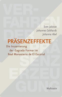 Präsenzeffekte von Abel,  Johanna, Gebhardt,  Johannes, Jakstat,  Sven