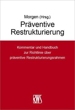 Präventive Restrukturierung von Morgen,  Christoph