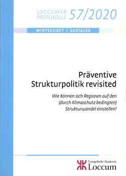 Präventive Strukturpolitik revisited von Danielyzk,  Rainer, Lange,  Joachim