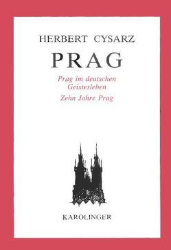 Prag von Cysarz,  Herbert