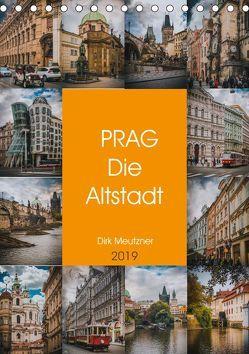 Prag – Die Altstadt (Tischkalender 2019 DIN A5 hoch) von Meutzner,  Dirk
