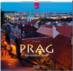 Prag – Die Goldende Stadt von Mohr,  Christoph