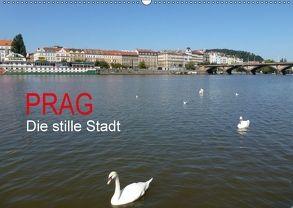 Prag – Die stille Stadt (Wandkalender 2018 DIN A2 quer) von Juretzky,  Ute
