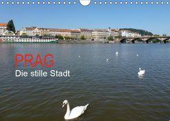 Prag – Die stille Stadt (Wandkalender 2019 DIN A4 quer) von Juretzky,  Ute