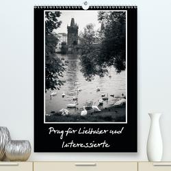 Prag für Liebhaber und Interessierte (Premium, hochwertiger DIN A2 Wandkalender 2020, Kunstdruck in Hochglanz) von Rasche,  Marlen