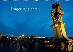 Prager Ansichten (Wandkalender 2019 DIN A2 quer) von Schneider www.ich-schreibe.com,  Michaela