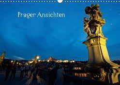 Prager Ansichten (Wandkalender 2019 DIN A3 quer) von Schneider www.ich-schreibe.com,  Michaela