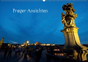 Prager Ansichten (Wandkalender 2020 DIN A2 quer) von Schneider www.ich-schreibe.com,  Michaela