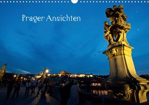 Prager Ansichten (Wandkalender 2020 DIN A3 quer) von Schneider www.ich-schreibe.com,  Michaela