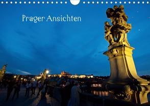 Prager Ansichten (Wandkalender 2020 DIN A4 quer) von Schneider www.ich-schreibe.com,  Michaela
