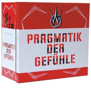 Pragmatik der Gefühle von Egloff,  Rainer, Fehr,  Johannes, Folkers,  Gerd
