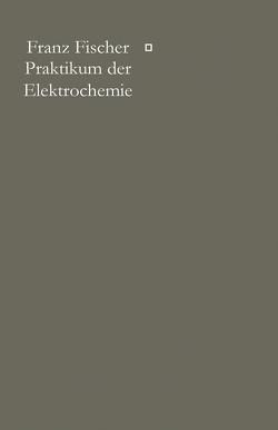 Praktikum der Elektrochemie von Fischer,  Franz