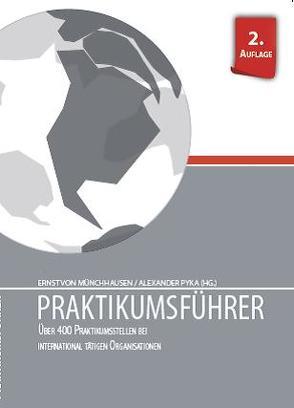 Praktikumsführer von Münchhausen,  Ernst von, Pyka,  Alexander