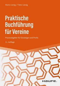 Praktische Buchführung für Vereine von Goldstein,  Elmar, Lienig,  Horst, Lienig,  Timo