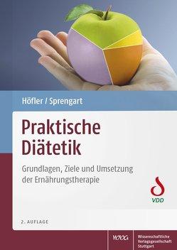 Praktische Diätetik von Höfler,  Elisabeth, Sprengart,  Petra