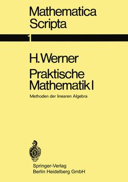 Praktische Mathematik I von Ebert,  U., Runge,  R., Schaback,  R., Werner,  Helmut