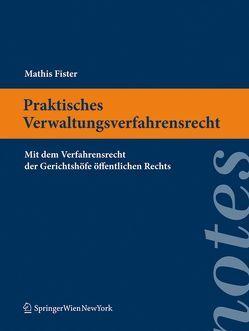 Praktisches Verwaltungsverfahrensrecht von Fister,  Mathis
