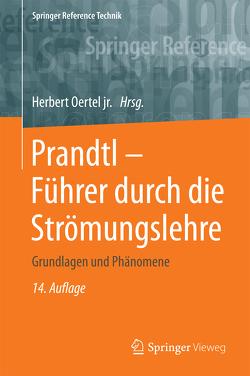 Prandtl – Führer durch die Strömungslehre von Oertel jr.,  Herbert