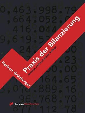 Praxis der Bilanzierung von Grünberger,  Herbert