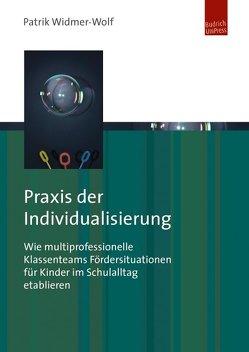 Praxis der Individualisierung von Widmer-Wolf,  Patrik