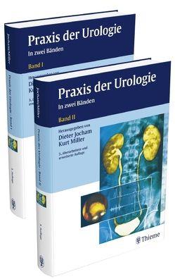 Praxis der Urologie 1 + 2 von Jocham,  Dieter, Miller,  Kurt