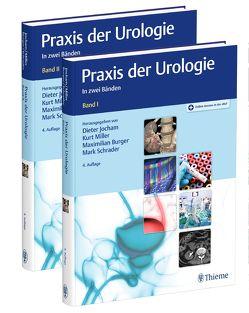 Praxis der Urologie von Burger,  Maximilian, Jocham,  Dieter, Miller,  Kurt, Schrader,  Mark