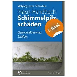 Praxis-Handbuch Schimmelpilzschäden – E-Book (PDF) von Betz,  Stefan, Lorenz,  Wolfgang