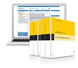 Praxis Medizinprodukterecht von Benad,  Nadine, Lau,  Hans-Joachim, Pleiss,  Thomas J.