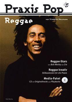 Praxis Pop: Reggae Heft inkl. CD von Lugert Verlag, Neumann,  Friedrich