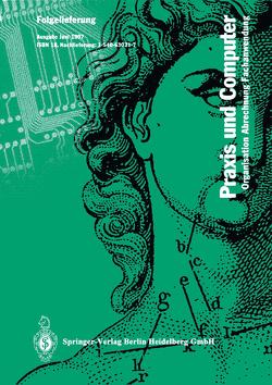 Praxis und Computer (Grundwerk+1.-21.Nachlieferung) von Eysenbach,  Gunther, Lamers,  Werner, Schaefer,  Dr. med. Otfrid P.