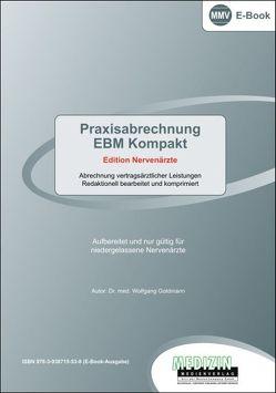 Praxisabrechnung EBM Kompakt (eBook) von Dr. med. Goldmann,  Wolfgang