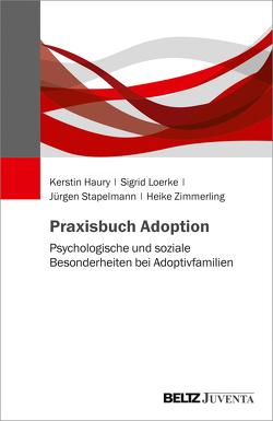 Praxisbuch Adoption von Haury,  Kerstin, Loerke,  Sigrid, Stapelmann,  Jürgen, Zimmerling,  Heike