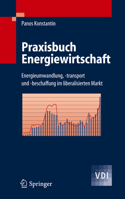 Praxisbuch Energiewirtschaft von Konstantin,  Panos