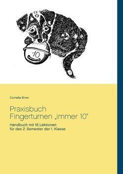 """Praxisbuch Fingerturnen  """"immer 10"""" von Birrer,  Cornelia"""