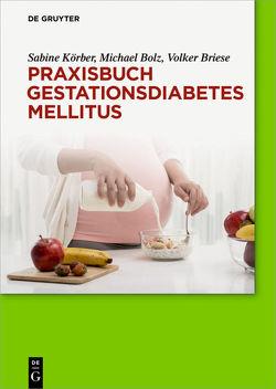 Praxisbuch Gestationsdiabetes mellitus von Bolz,  Michael, Briese,  Volker, Körber,  Sabine