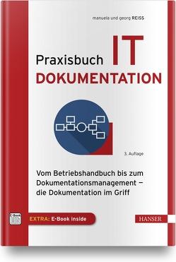 Praxisbuch IT-Dokumentation von Reiss,  Georg, Reiss,  Manuela