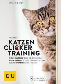 Praxisbuch Katzen-Clickertraining von von Stockfleth,  Bettina