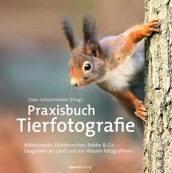 Praxisbuch Tierfotografie von Haxsen,  Volker, Schoonhoven,  Daan