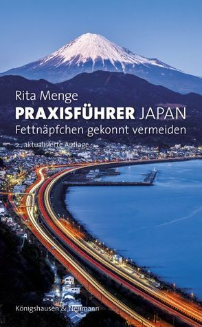 Praxisführer Japan von Menge,  Rita