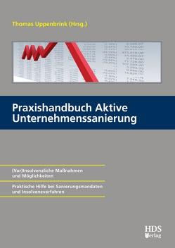 Praxishandbuch Aktive Unternehmenssanierung von Miertsch,  Cornelia, Uppenbrink,  Thomas
