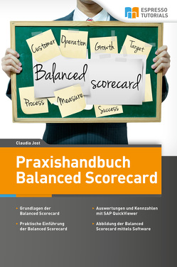 Praxishandbuch Balanced Scorecard von Jost,  Claudia