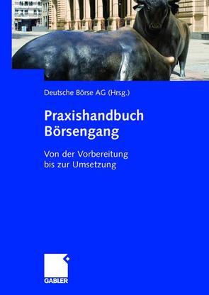 Praxishandbuch Börsengang von Börse Frankfurt