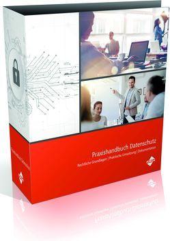 Praxishandbuch Datenschutz von Krisch,  Andreas