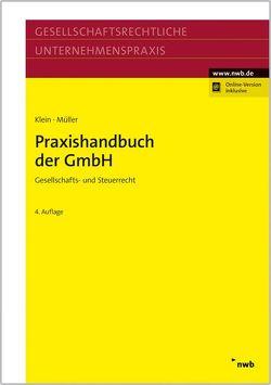 Praxishandbuch der GmbH von Klein,  Hartmut, Mueller,  Thomas