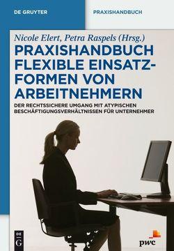 Praxishandbuch Flexible Einsatzformen von Arbeitnehmern von Elert,  Nicole, Raspels,  Petra