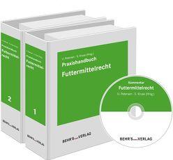 Praxishandbuch Futtermittelrecht von Köck,  Stefan, Kruse,  Dr. Sabine, Petersen,  Dr. Uwe